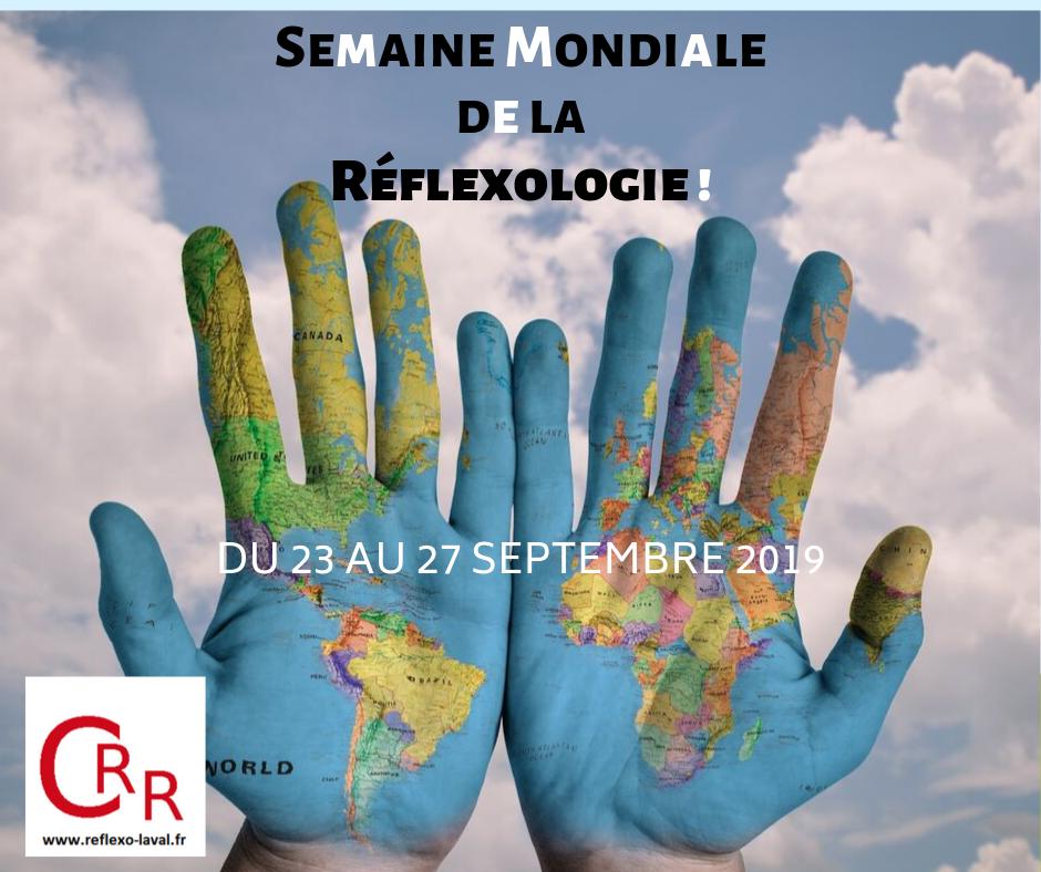 Semaine mondiale de la reflexologie 1